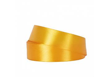 Стрічка атлас 2,5смх22м помаранчевий №MX62222-144(8)