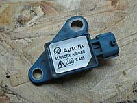 46843258 Электрооборудование кузова Датчик удара AIR BAG FIAT DOBLO (2005>), фото 1