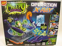 Операционный набор Creepy Crawlers