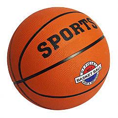 М'яч Баскетбольний BT-BTB-0026 Гумовий (Розмір 7) 500 р.