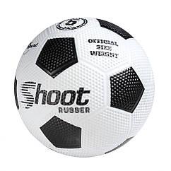 М'яч Футбольний BT-FB-0209 Гумовий 410 р.