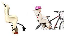 Дитяче велокрісло Sanbas P HTP design з кріпленням на раму