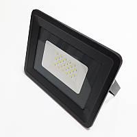 Світлодіодний прожектор LED 30W планшет стандарт SMD, фото 1