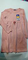 Платье вязаное персиковое Lupilu 110\116, фото 1