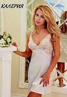 Сорочка атласная Fleur Калерия