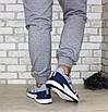 Кросівки чоловічі сірі трикотажні (розміри 40, 43, 44, 45), фото 7