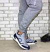 Кросівки чоловічі сірі трикотажні (розміри 40, 43, 44, 45), фото 8