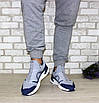 Кросівки чоловічі сірі трикотажні (розміри 40, 43, 44, 45), фото 9