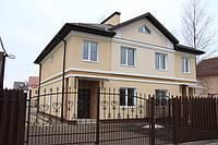 Наружное утепление фасадов пенопластом и каменной ватой (фасадные работы)