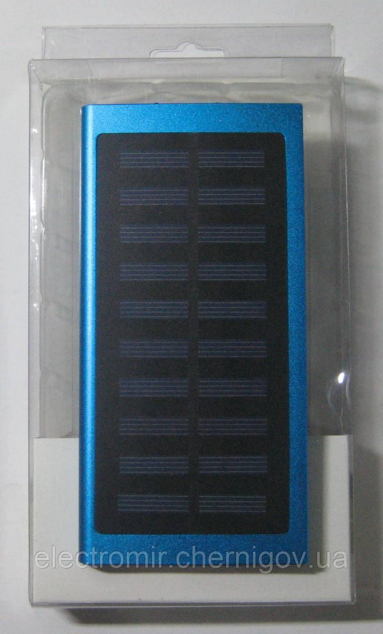Портативний акумулятор Solar Original (10000 mAh, 2 USB)