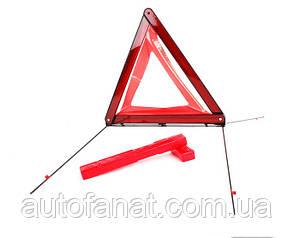 Знак аварийной остановки BMW, оригинал (71606770487)
