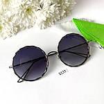 Чорні окуляри від сонця, фото 3