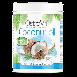 Кокосова олія Coconut Oil OstroVit 900 г