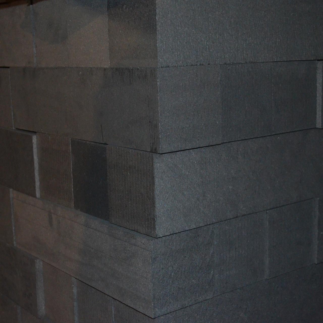 Блоки графитированные квадратных сечений