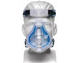 СІПАП маска носо-ротова для CPAP терапії. Розмір М