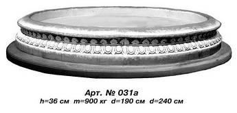 Фонтани, басейни Басейн фонтану D=240 см, d=190 см