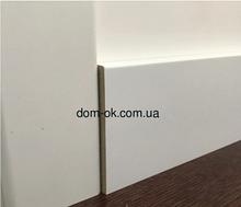 Плинтус  МДФ крашеный , размер  60х12 мм, форма  L-1