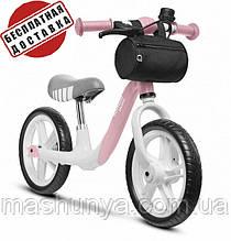 Беговел - велобег Lionelo Arie 12 дюймов колеса