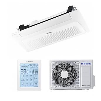 Касетний однопотоковий кондиціонер Samsung AC026RN1DKG/EU / AC026RXADKG/EU Wind Free, фото 2