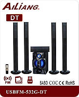 Система домашнего кинотеатра-AILIANG- USB FM-532G