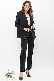 Жіночий класичний піджак з костюмної тканини Розміри S M L XL