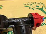 Форсунка на опрыскиватель на трубу диаметром 20мм Форсунка опрыскивателя трубная Форсунки для опрыскивателя, фото 5