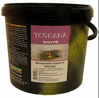 TOSCANA White (Тоскана) 5кг, Ельф-Декор, Декоративная штукатурка.