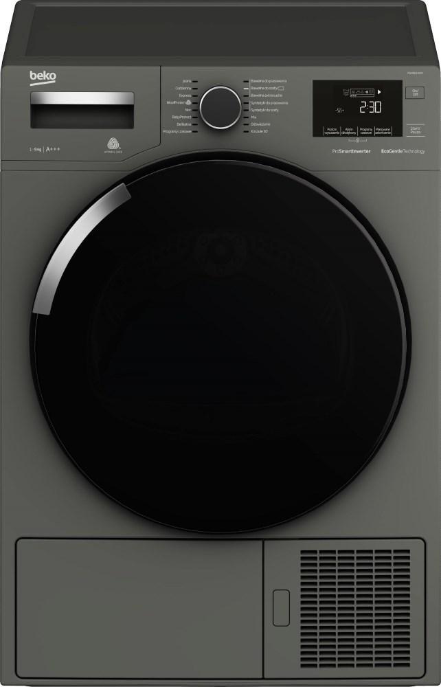 Сушильна машина Beko PDH9544XM [9кг]