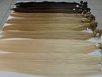 Натуральные Славянские Волосы для наращивания Cold Blonde 60 cm