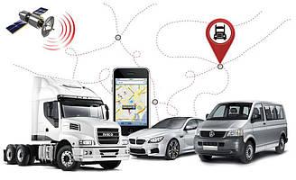 GPS-моніторинг техніки