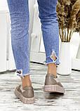 Кросівки жіночі бежеві, фото 5