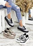 Кросівки жіночі бежеві, фото 7
