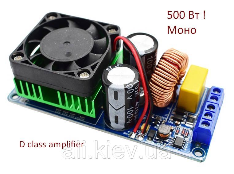 Усилитель звука IRS2092S 500 Вт моно-канальный цифровой клас D