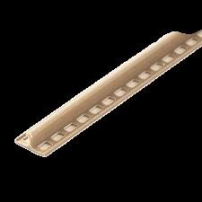 Рейка маячна ПВХ штукатурная 10 мм 3,0 м