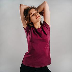 Класична жіноча футболка 0613720