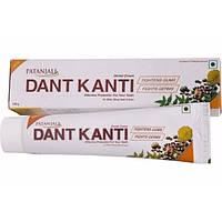 Зубная паста Дант канти Натурал Патанджали 100г (Dant Kanti Natural Patanjali)