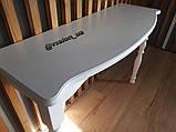 Консольний стіл білий, фото 5