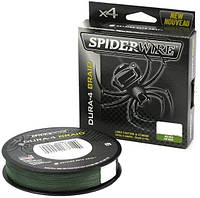 Шнур рыболовный Spiderwire Dura-4 150м MOSS GREEN