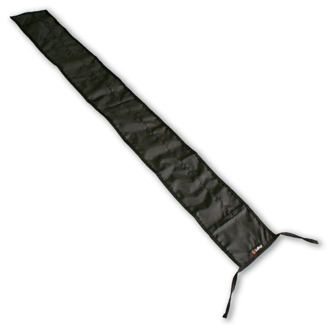 М'який чохол для спінінга на зав'язках LeRoy Cover 120 см
