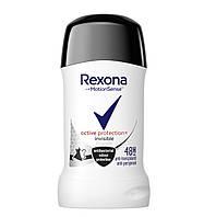 Антиперспірант - олівець Rexona Active protection + invisible 40 мл.