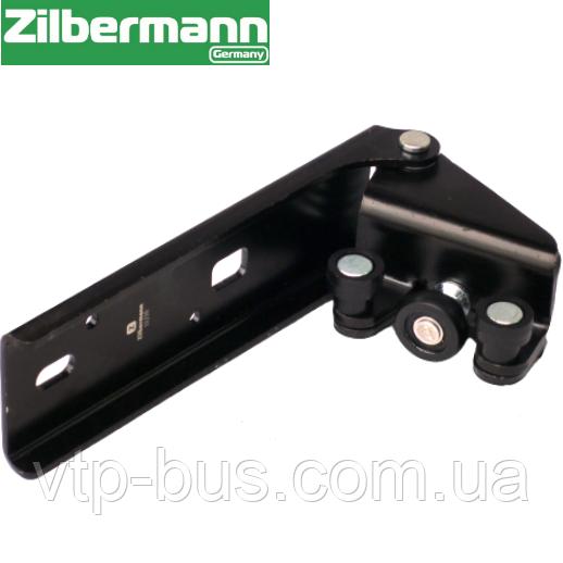 Ролики правой раздвижной двери с рычагом, центральный Renault Trafic (2001-2014) Zilbermann (Германия) ZB02009