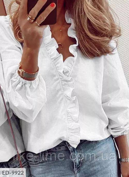 Женская красивая блуза, женская блузка, стильная блузка