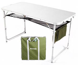 Стол складной Ranger (120*60*70 см) RA 1101