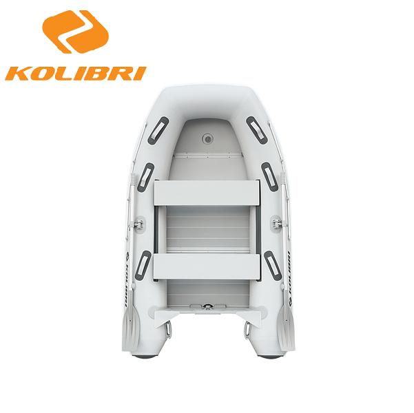 Надувная двухместная лодка Kolibri KM-270DXL