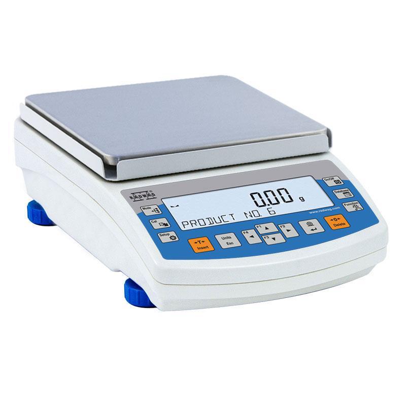 Весы лабораторные PS 4500.R2.M Radwag, 4.5 кг х 0.01 г, с оценкой соответствия