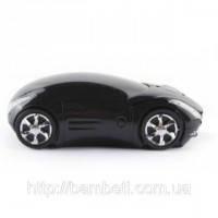Беспроводная мышь Porsche, мышка машинка, черная