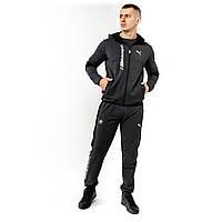 Спортивный костюм пума Puma BMW Motorsport, темно-серый, производство Турция