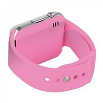 Розумні смарт-годинник Smart Watch UWatch A1 Pink, фото 3