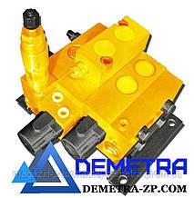 Гідророзподільник РС 25.20-20.03-07-01-30. Ремонт гидрораспрелелителей.
