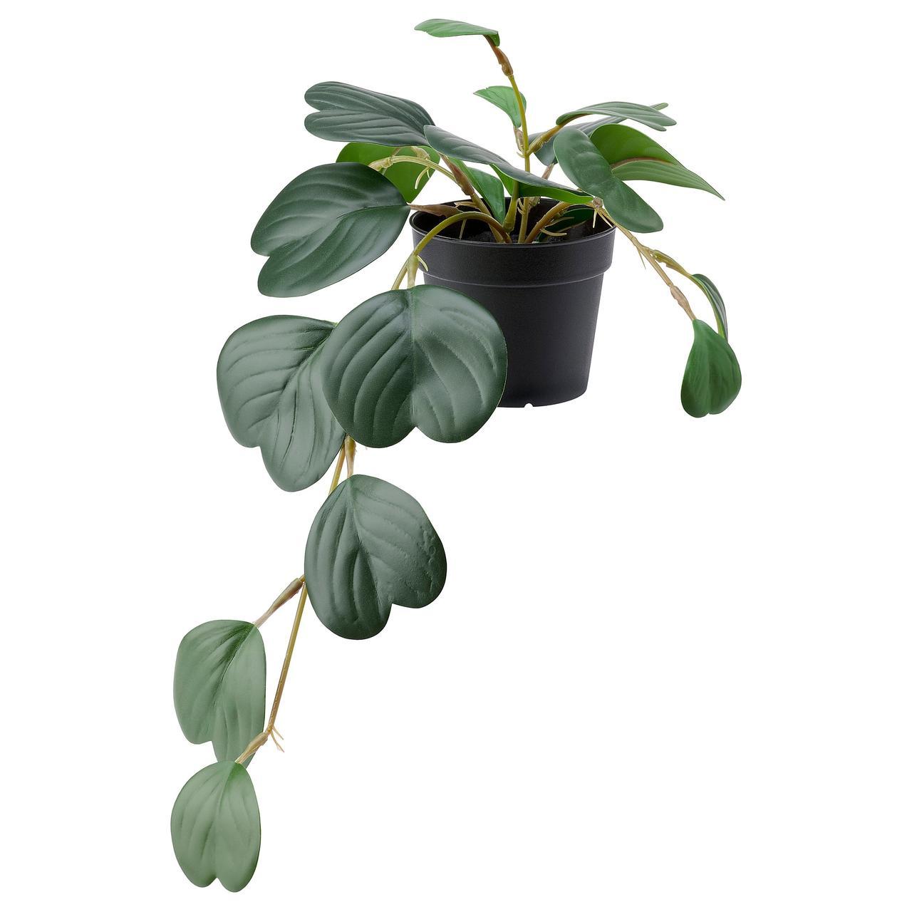 Искусственное растение в горшке IKEA FEJKA 9 см 004.684.46